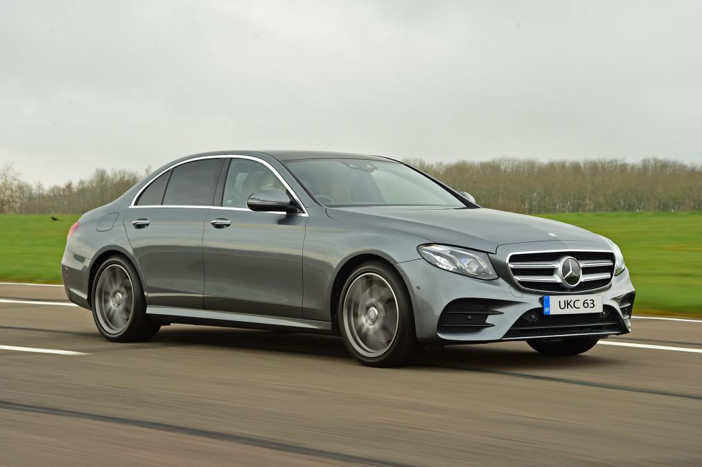 The Mercedes E Class