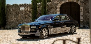 private chauffeur phantom